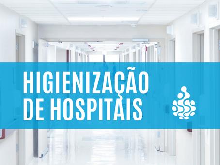Dicas para higienização hospitalar