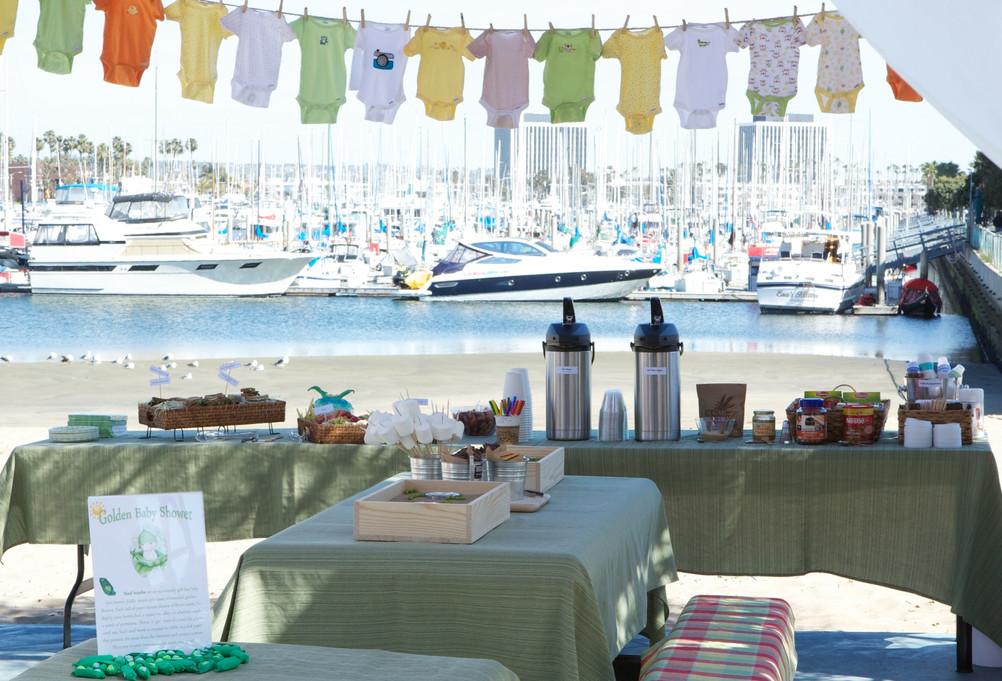 Delmar Events Unisex Baby Beach Shower M