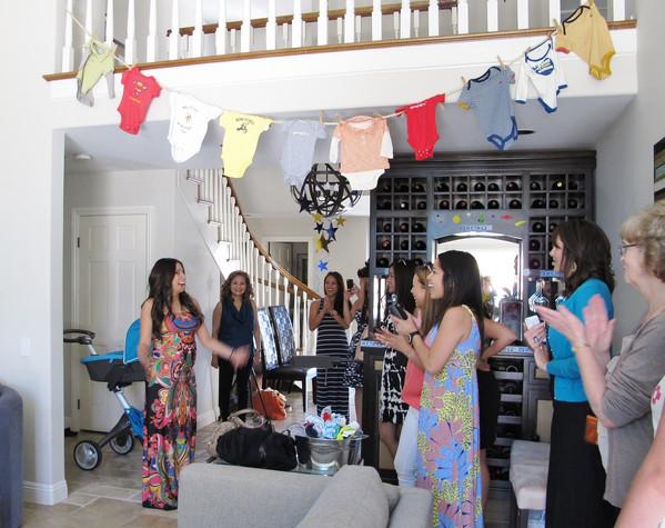 Delmar Events Baby Shower Los Angeles Ev