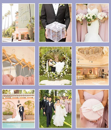 Beverly Hills Hotel Wedding Los Angeles