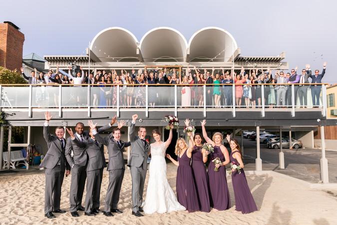 Delmar Events_ Malibu West Beach Club We