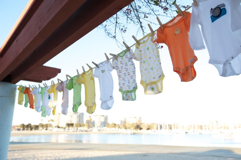 Delmar Events Unisex Baby Beach Shower D