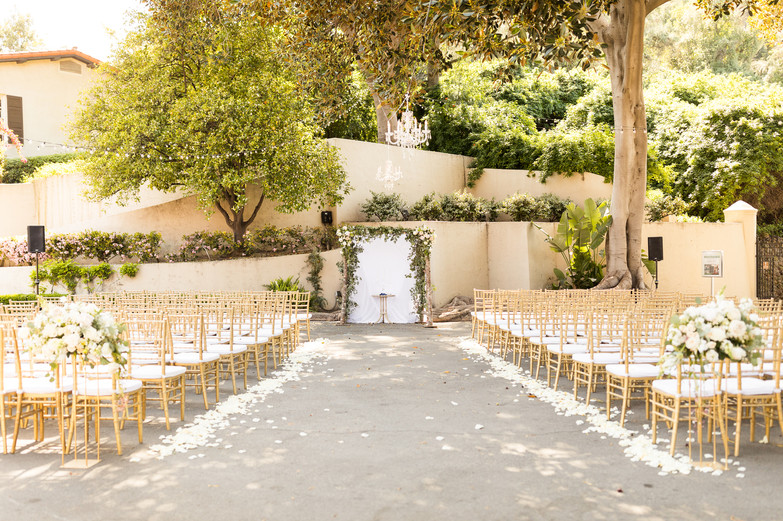 Ghanaian Los Angeles Wedding Planner Del
