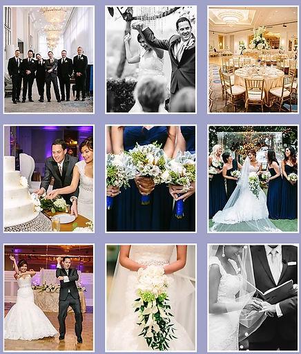 Sheraton Universal Wedding Grid.jpg