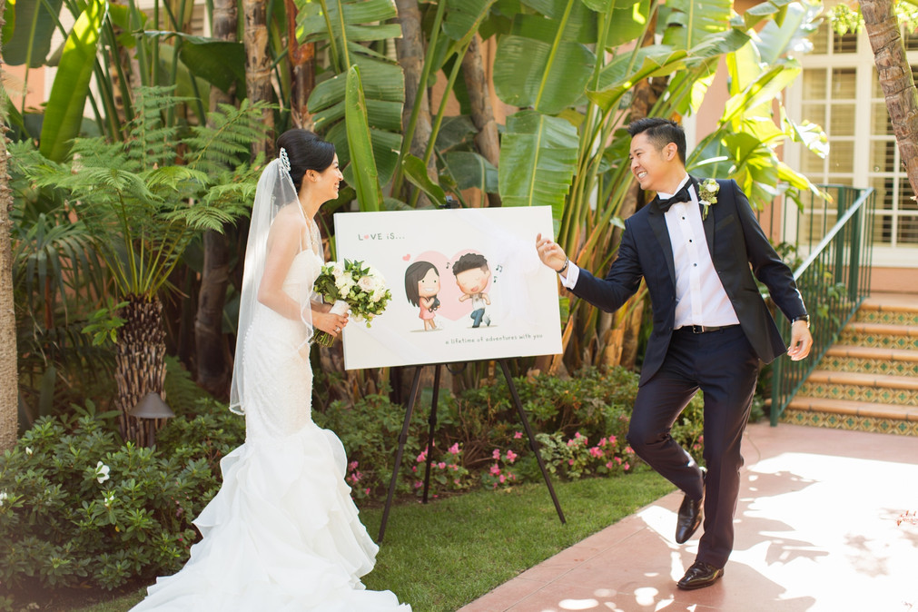 Los Angeles Wedding Planner Delmar Event