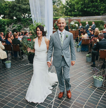 Tiato Santa Monica Wedding