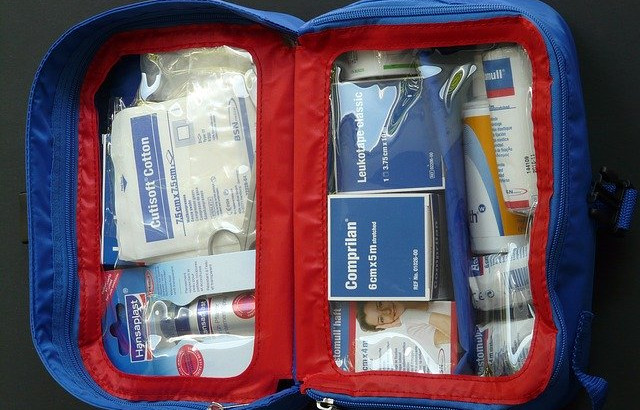 YOUR FIRST AID TRAVEL KIT:  PACKING FOR YOUR HEALTH