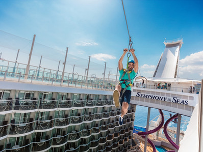 Guilt-Free Eating on Symphony of the Seas: 19 Quick Calorie-Burning Suggestions