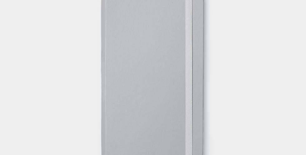 Caderneta Cinza