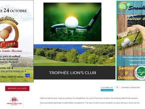 Autres compétitions chez nos golfs partenaires