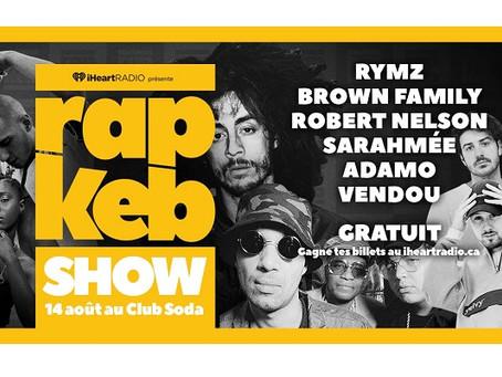 Le rap Keb Show