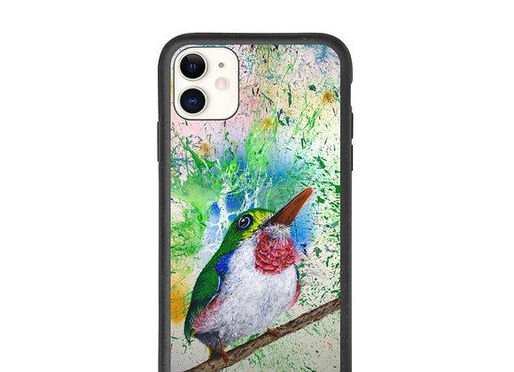 Cuban Tody Biodegradable phone case