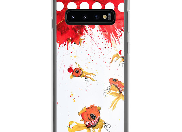 Disposable Goldfish Samsung Case