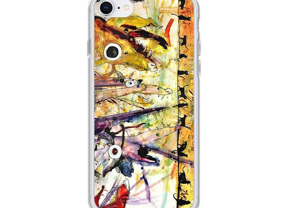 catsdogs iPhone Case