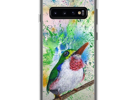 Cuban Tody Samsung Case