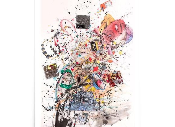 Customizable Perspective (Art Print)