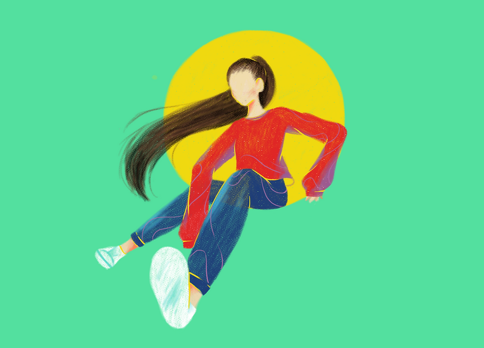 Sigrid Illustration