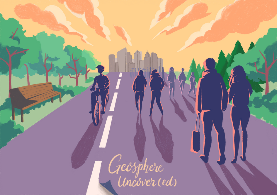 Geosphere Uncover(ed)