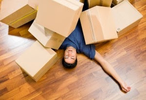 Is Moving Home Stressful
