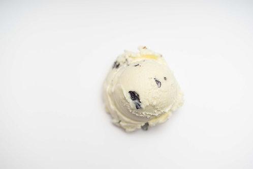 Minze-Schokoladeneis