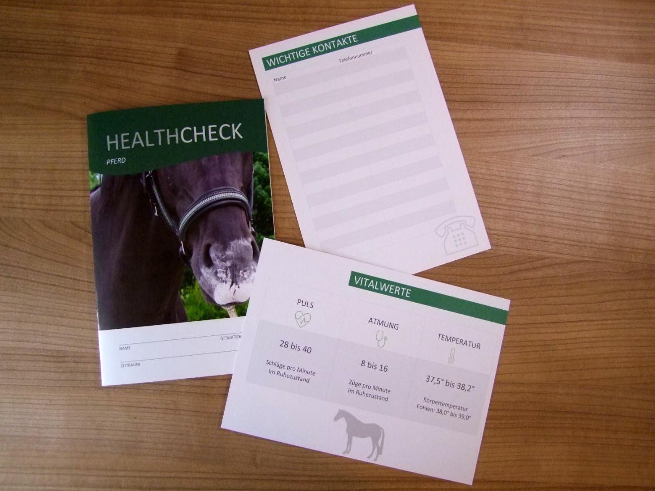 HealthCheckHeftPferd
