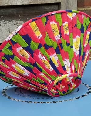 Vibrant Coolie Lampshade