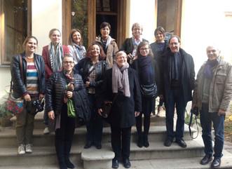 WP Meeting in Bucharest. November 2015
