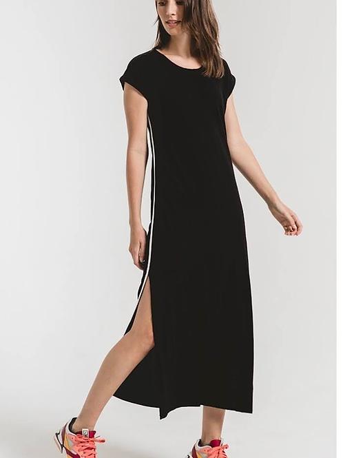 The side stripe dress