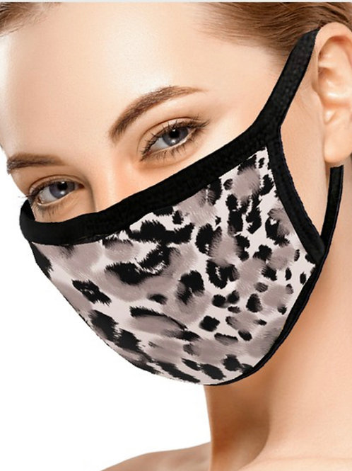 Adult reusable face mask