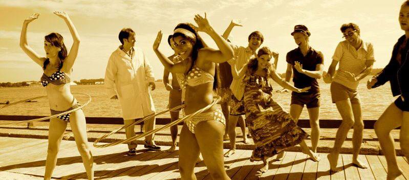 The Tiki Bikini Beach Paradise Party A-Go-Go (Toronto Fringe & Next Stage Festivals)
