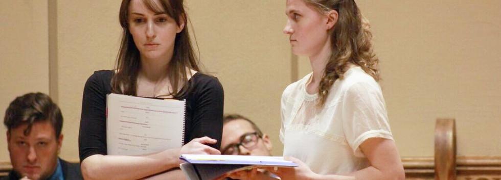 Little Women (Confidential Musical Theatre Project)
