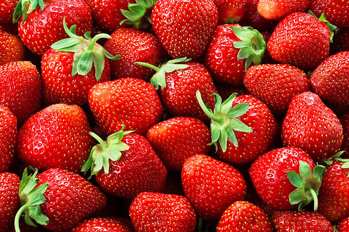 Strawberries (Three 6 oz baskets) - Price TBD