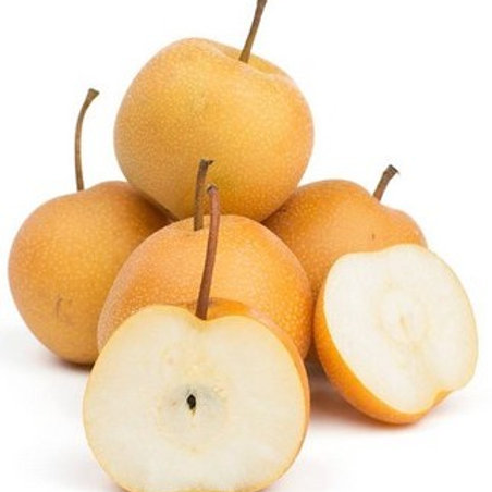 Asian Pears (Count: 3)