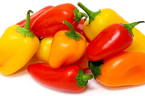 Sweet Peppers (Mixed) (1 lb)