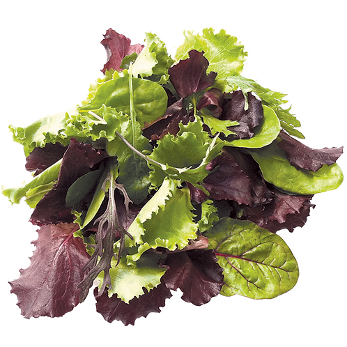 Spring Mix (Organic Triple-Washed) (3 lb)