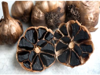 Black Garlic (1/2 lb)
