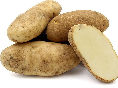 Russet Potatoes (4 Potatoes)