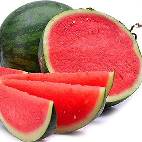 Large Red Seedless Watermelon