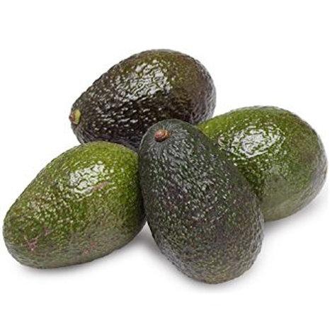 Hass Avocados (California & Mexico) (6 Avocados)