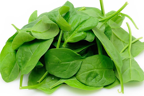 Baby Spinach (Organic, Pre-Washed) (4 lb)