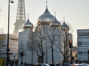 Привет, Париж. «Русская сырная неделя» на бульваре Branly!