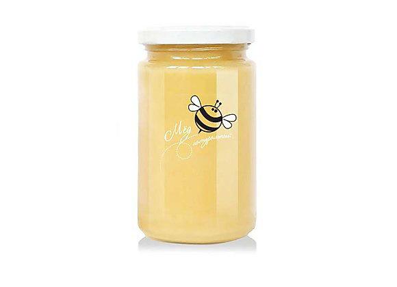 Мёд натуральный (луговой) 490г