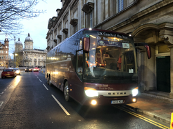 Sounds Travel Coach in Hull