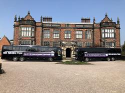 Sounds Travel Coach Rochdale - Nexen Branded