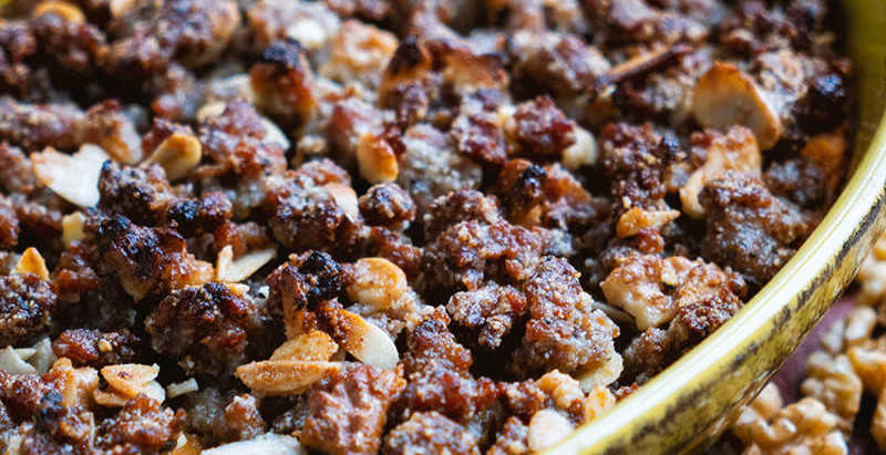 Beef And Sweet Potato Casserole