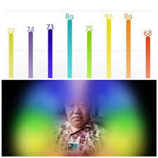 Healy aura scan/frequency therapy