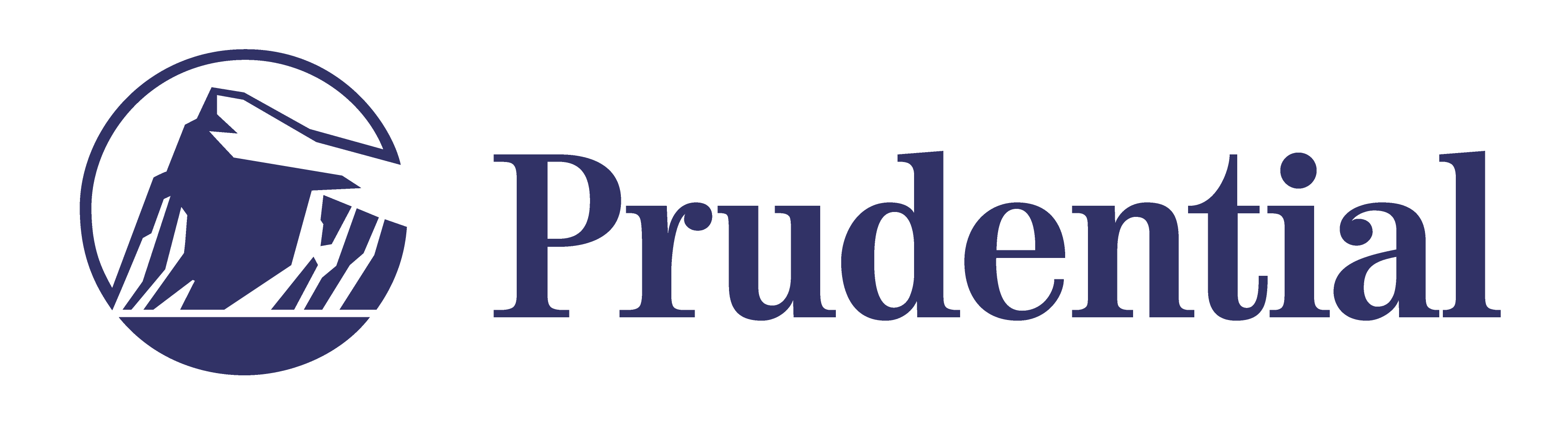 Logo Azul Prudential