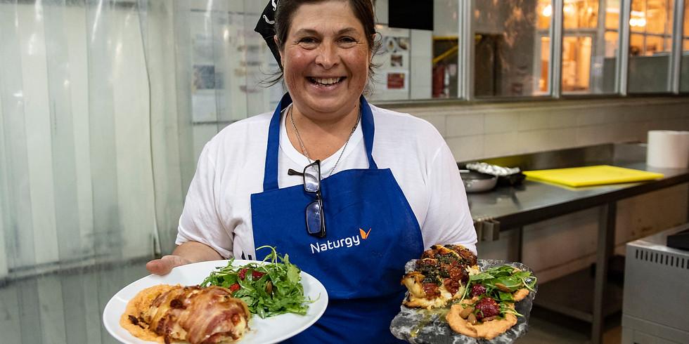 Energía del Sabor - Programa de Cocina, Nutrición y Emprendedurismo