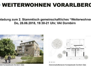 """Netzwerk Info! """"Weiterwohnen"""""""