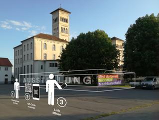 """Eröffnung Ausstellung """"Neue Nachbarschaft"""" und Vortrag"""